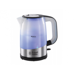 Russell Hobbs 1855470 Purity Waterkoker 1L 2200W Transparant/RVS