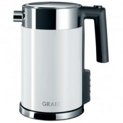 GRAEF WK 701 - Waterkoker, 1,5 Liter, Wit