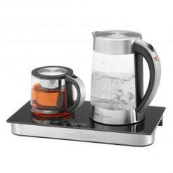 Profi Cook PC-TKS 1056 - Glas-Tee-/Waterkoker 3 in 1